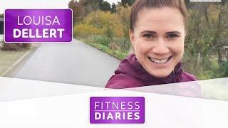 Cyber-Jogging mit sinnvollem Zusatz | Louisa Dellert | Folge 15 | Fitness Diaries
