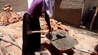 школа ремонта по-африкански, средняя азия отдыхает