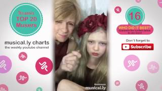 Musical.ly App BEST NEW VIDEO COMPILATION! Part 3 Top Songs / Dance / lmao Funny Battle Challenge