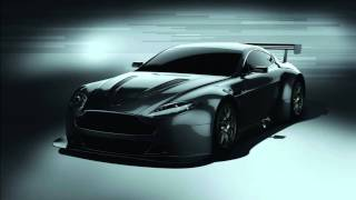 Aston Martin Vantage GT3 2012 Videos