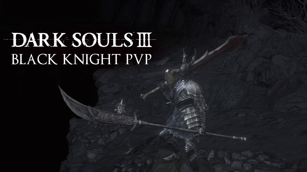 black knight cosplay pvp dark souls iii youtube
