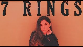 7 RINGS Cover by SAI GODBOLE || Ariana Grande Video