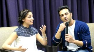 Yami & Pulkit's fun video chat with Bombay Times