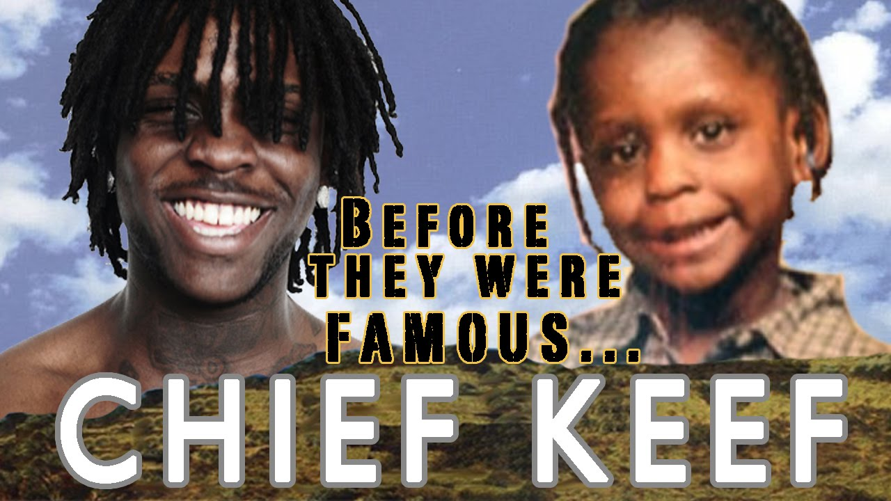 Chief Keef - Before They Were Famous - YouTube