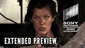 Resident Evil 6 The Final Chapter All Movie Clips Trailer 2017