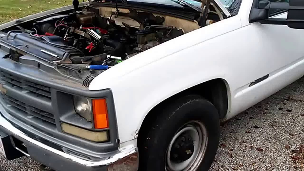 1993 chevy 3500 6.5 turbo diesel radiator