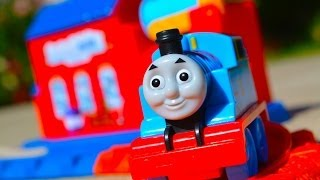 Thomas' Wash Down Delivery - Toddler Toy Train Review By Fisher Price Mattel