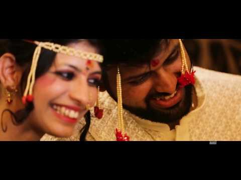 Navrai Majhi Ladachi   Neeharika + Ankit   Wedding Film Teaser