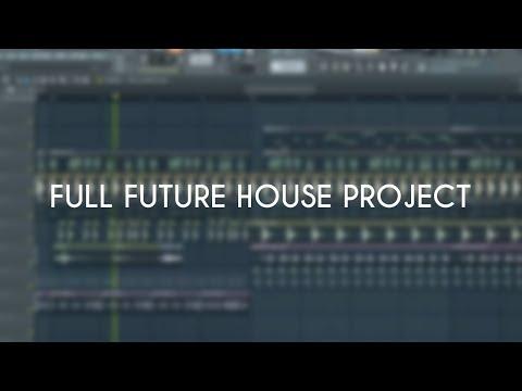 Full Future House FLP Project + Sample ( 2017 ) #2