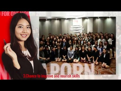 Adecco Thailand CEO for One Month 2015