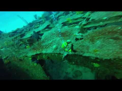 Doc Poulson Wreck in Grand Cayman