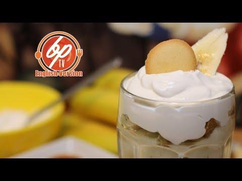Home Made Banana Pudding