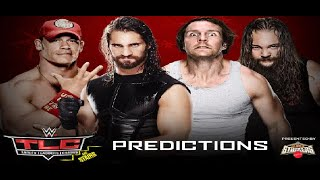 WWE TLC 2014 Full Show Predictions - WWE TLC: Tables Ladders and Chairs ... and Stairs 2014