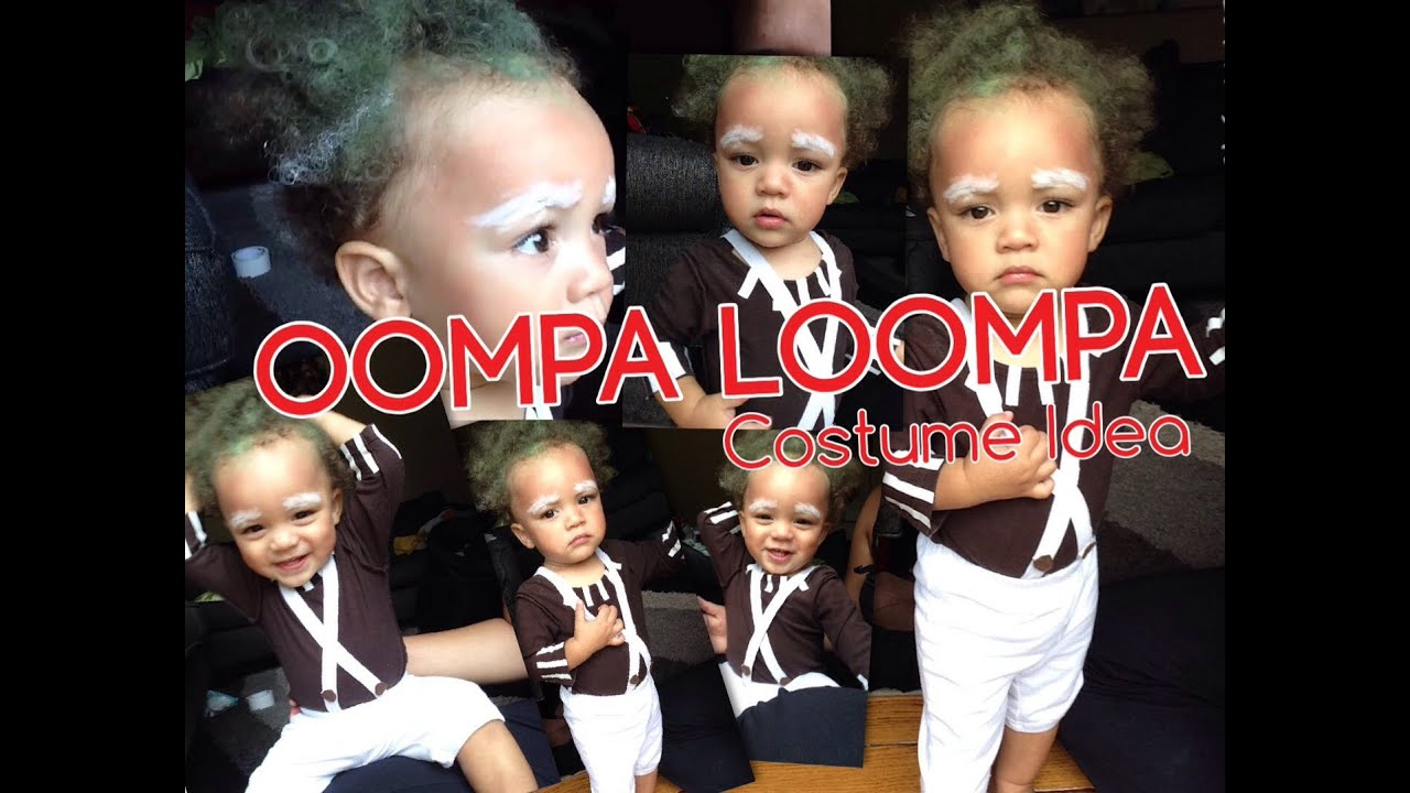 Diy oompa loompa costume halloween costume idea for children and diy oompa loompa costume halloween costume idea for children and toddlers youtube solutioingenieria Gallery