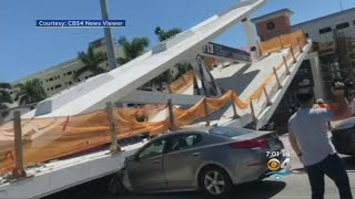 OSHA Fines Several Contractors That Worked On FIU Bridge Prior To Its Collapse