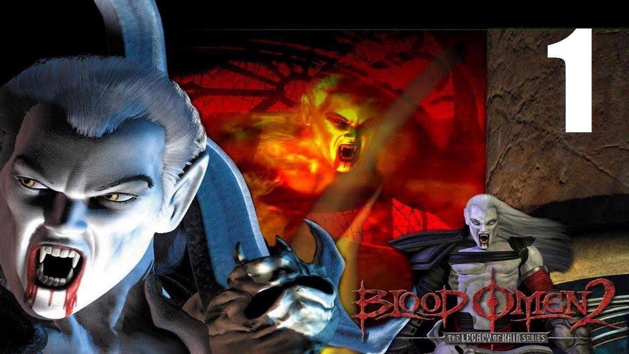 скачать blood omen 2 legacy of kain бесплатно