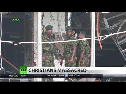 RT America: Easter Massacre: Christians targeted in Sri Lanka