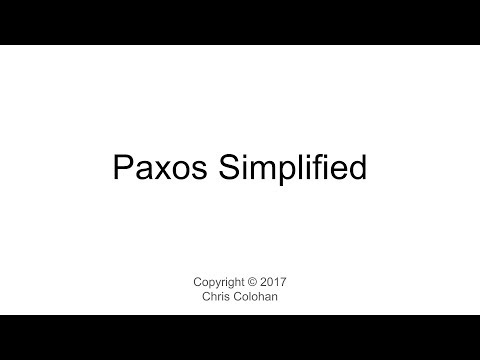 L9: Paxos Simplified