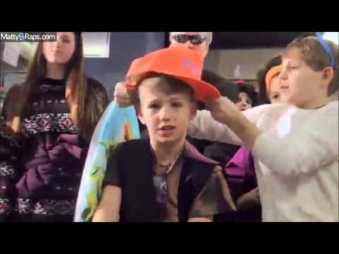 MattyB - Thrift shop - FAST!