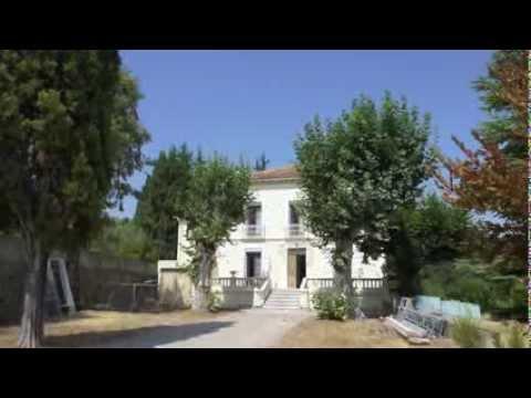Vente maison ancienne - 83780 FLAYOSC - Sur 6377m² de terrain