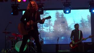 Collective Soul - The World I Know - Live in Fond du Lac, WI 7/19/2014