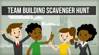 Strayboots Team Building Scavenger Hunts
