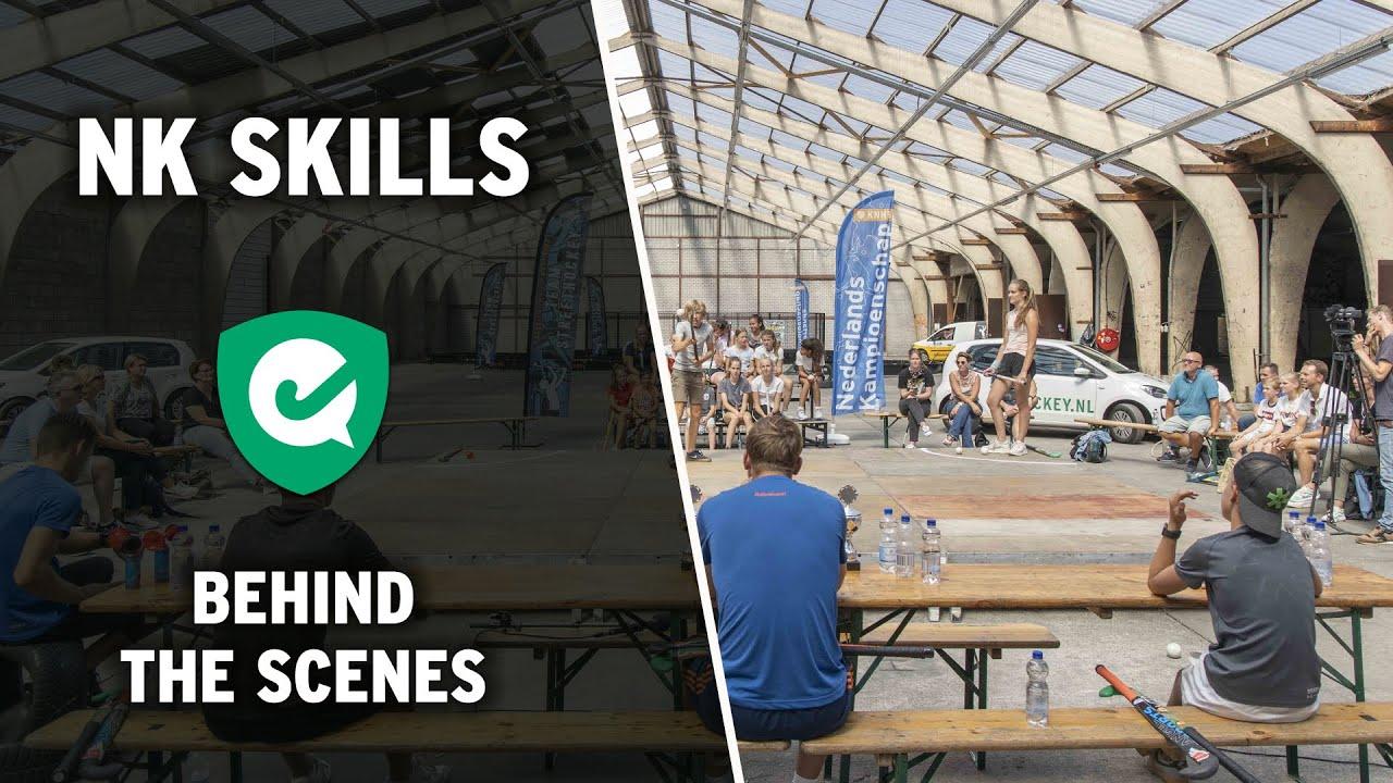 NK Skills behind the scenes
