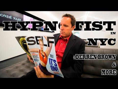 Hypnotist in NYC Derren Brown and more Hypnosis.