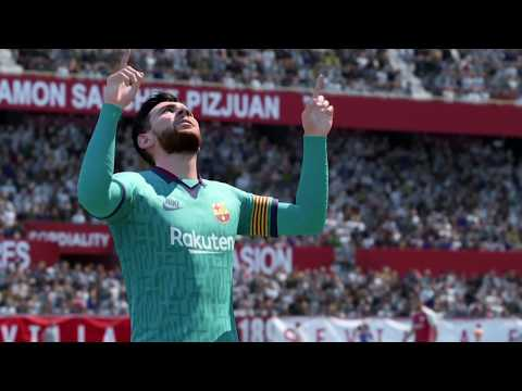 How to Use Barcelona on FIFA 20
