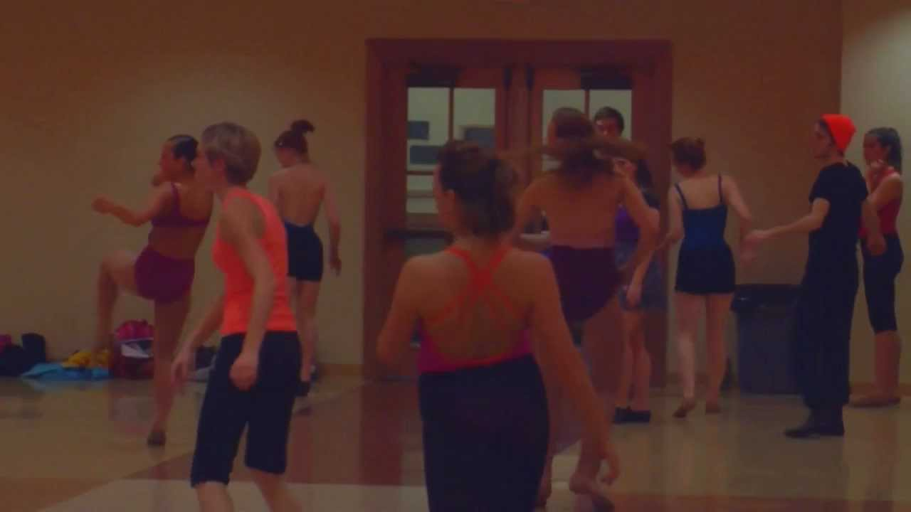 Busch Garden Auditions at Shenandoah University - YouTube