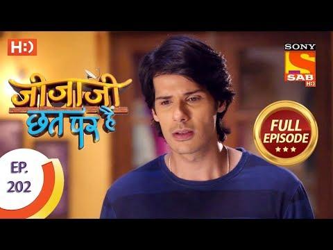 Jijaji Chhat Per Hai - Ep 202 - Full Episode - 17th October, 2018