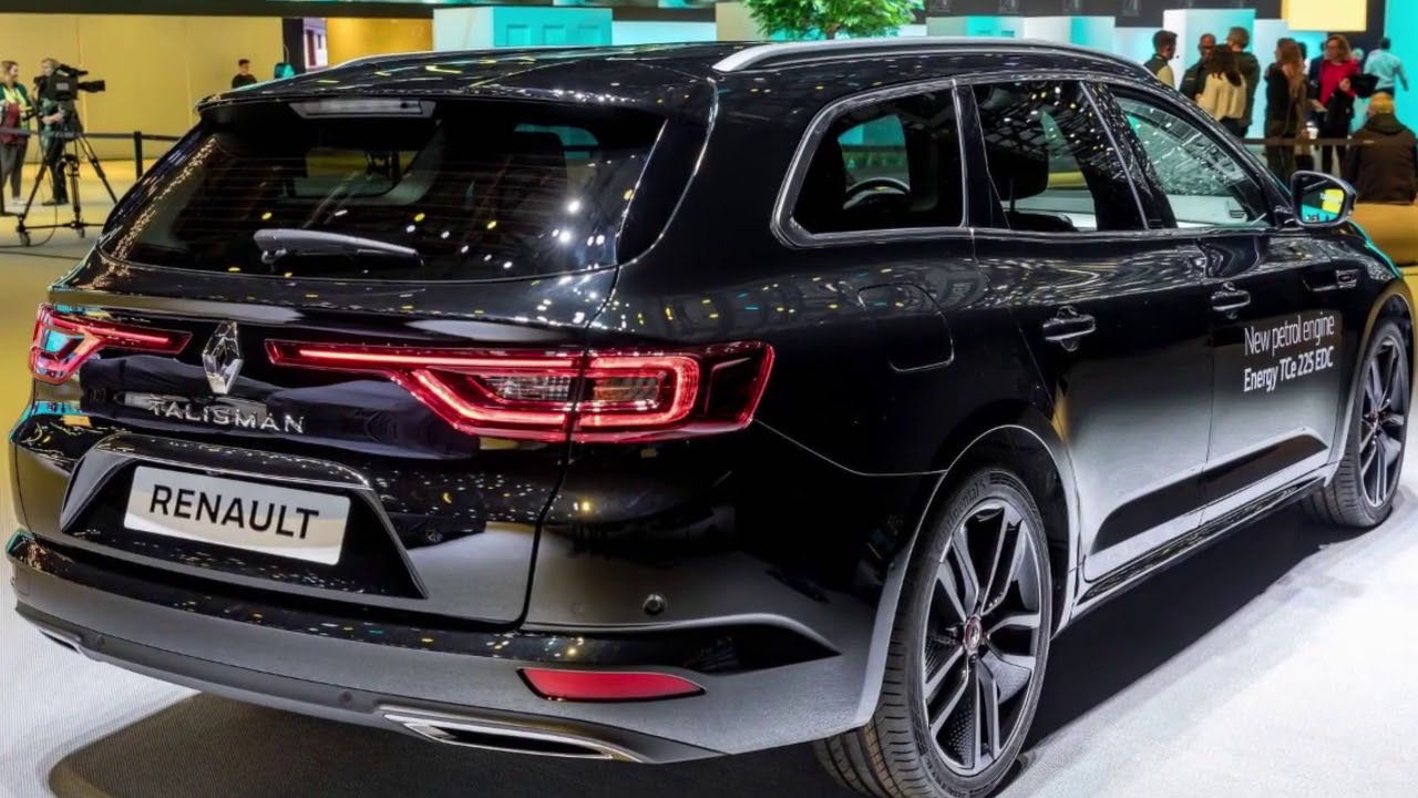 2019 renault talisman s edition 225hp 2018 geneva motor show youtube. Black Bedroom Furniture Sets. Home Design Ideas