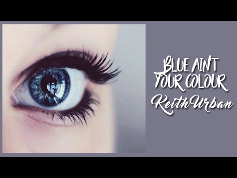 Keith Urban - Blue Ain't Your Colour (Tradução) HD.
