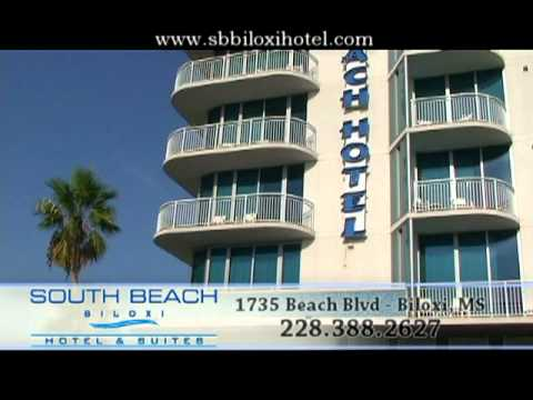 South Beach Biloxi Hotel Around The Coast Youtube