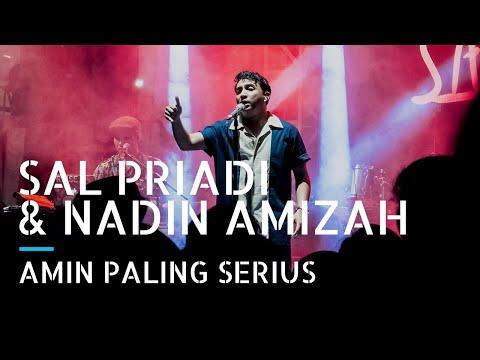 Sal Priadi & Nadin Amizah - Amin Paling Serius (LIVE) Meranoia Festival 2019