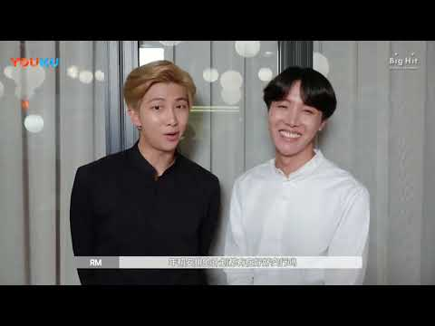 BTS防彈年團-[放不下中文會話] Episode #19