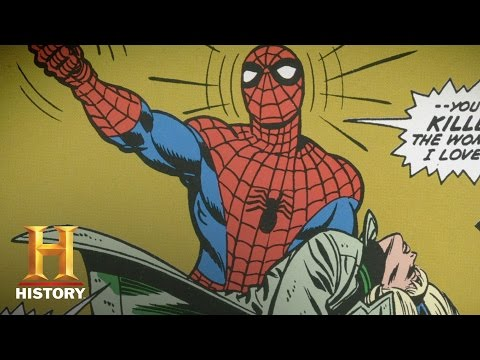 Superheroes Decoded: The Death of Gwen Stacy (Season 1, Episode 1) | History