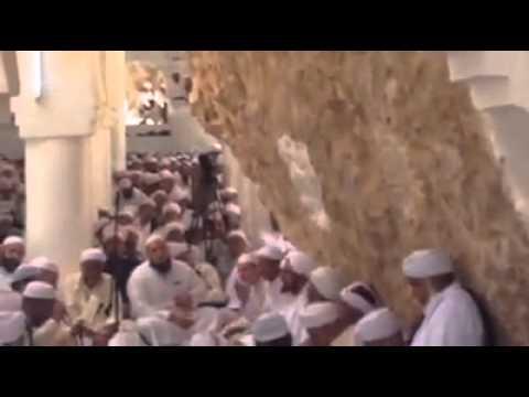 Qasidah Burdah at Maqam Prophet Hud in Hadramawt