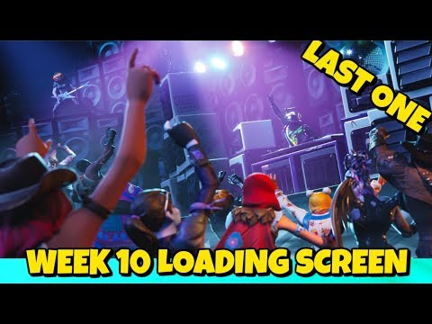WEEK 10 LOADING SCREEN BATTLESTAR/BANNER LOCATION - FORTNITE SEASON 6