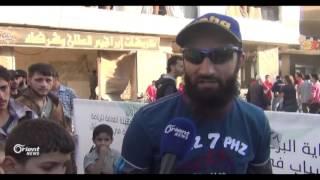 انطلاق البطولة الأولى للدراجات الهوائية في الغوطة الشرقية