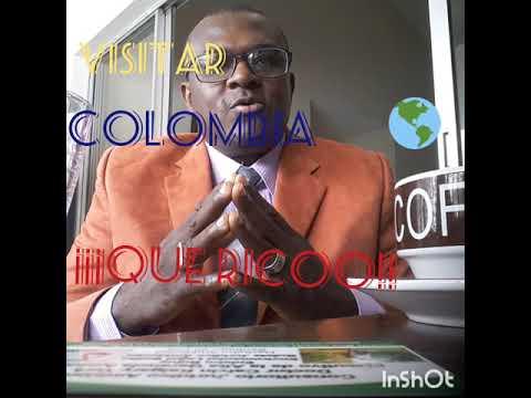 Colombia Que Rico Conocer - Doctor Gonzalo Mina Vasquez - Consultorio Juridico Ambiental