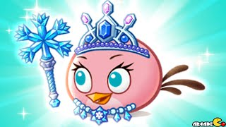 angry birds how to win arena