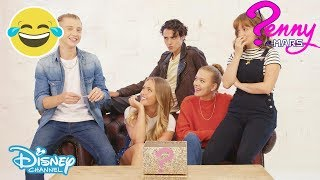 Penny On M.A.R.S | Challenge - Who Said That ft. The Cast | Disney Channel UK