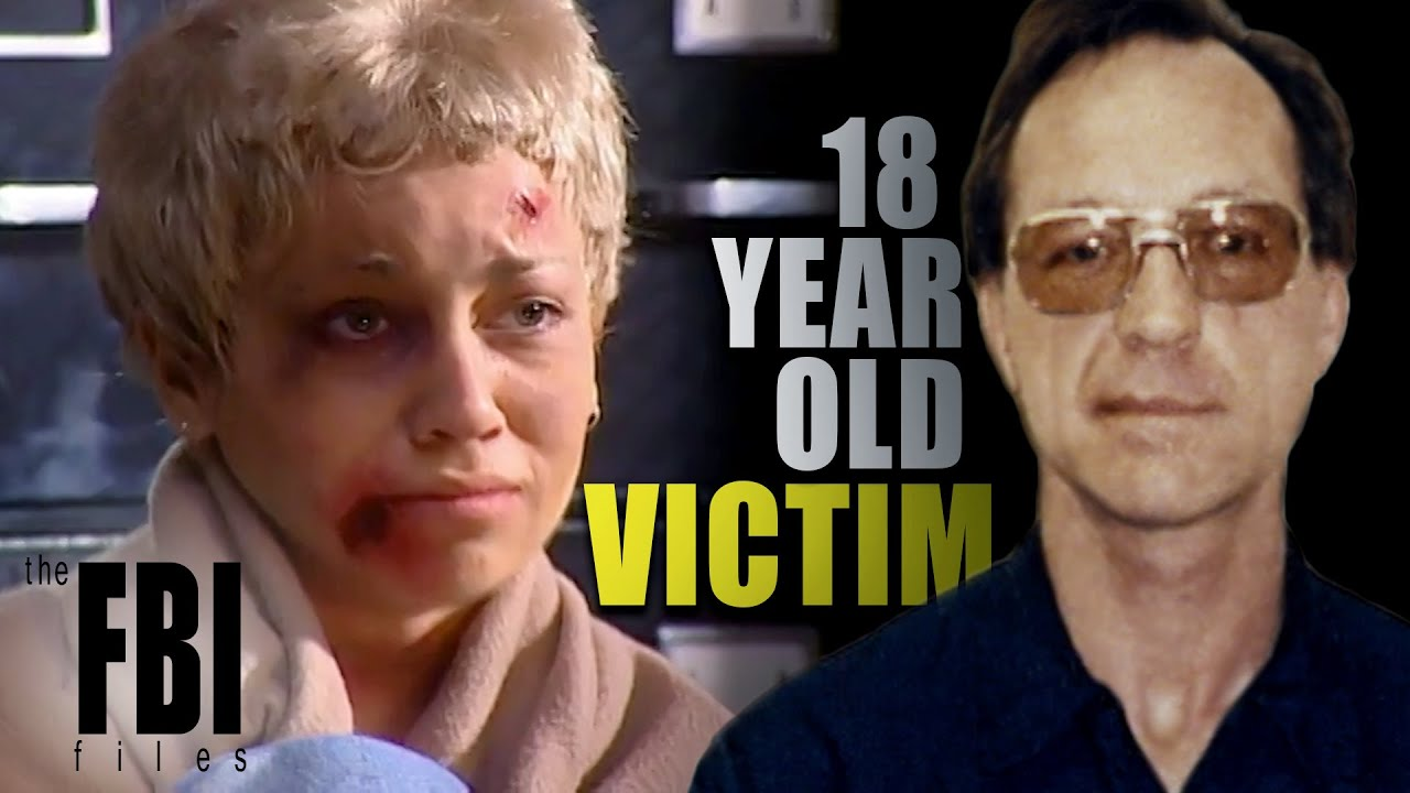 18 Year Old's Frightening Encounter With The Truck Stop Killer | The FBI Files