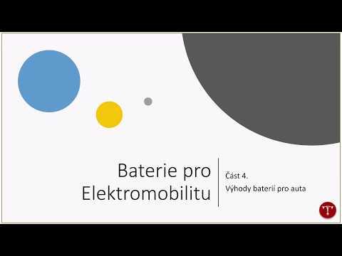 #10 Baterie Výhody část 4 | Teslacek