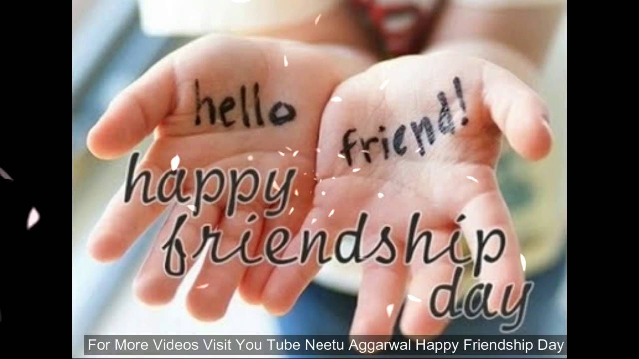 Happy Friendship Day Wishesgreetingssmsquotesthanks For Being My