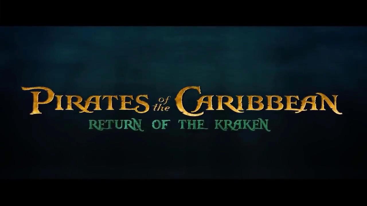pirates of the caribbean 6 return of the kraken