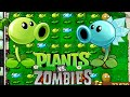 RANDOM Peeshoters!   Only Peeshooter ATTACK   BONUS GAMES   Plants vs Zombies
