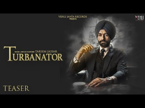 Turbanator - Tarsem Jassar (Teaser) Vehli Janta Records | Full Song Releasing On 19 June