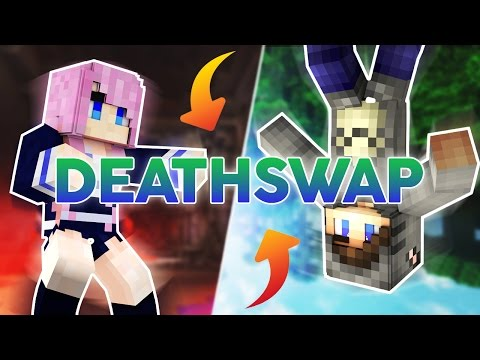 LDSHADOWLADY TRIES TO KILL ME! - Minecraft DeathSwap
